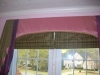 Fabric Shade with Top Treatment